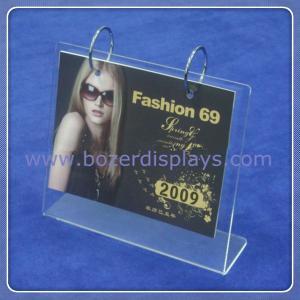 Wholesale Acrylic Calendar Stand/Custom Acrylic Calendar from china suppliers