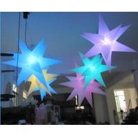 Wholesale Multi - Color Inflatable Led Lampstand Star Light Effects With CE / UL Blower from china suppliers