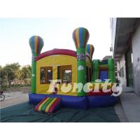 Wholesale Inflatable Combo Bouncer Castle ,Inflatable Jumping Bouncer for Fun Games from china suppliers