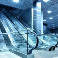 Quality Escalator with Automatic Lubrication and Demarcation Lamp, Safe and Reliable for sale