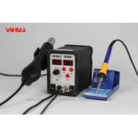 Wholesale High Precision 2 In 1 Soldering Desoldering Station / Soldering Station from china suppliers