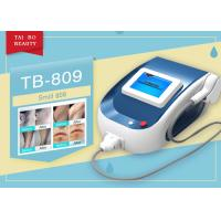 Wholesale Permanent Laser Depilation Equipment / 808nm Diode Laser Hair Removal Machine 1200W from china suppliers