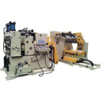 Wholesale Sheet Automatic Straightening Machine , Fast Speed Pneumatic Punching Mold Feeder from china suppliers