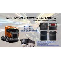 Wholesale Truck speed limited gps tracker SPG001 , vehicle / bus / truck gps tracker with vehicle speed limiter from china suppliers