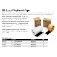 Quality Cable Sheath Repair Protection Scotch VM Tape 3M Vinyl Mastic Tape Without Heating for sale