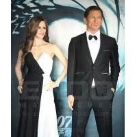 Wholesale custom life size celebrity silicone wax doll in stock from china suppliers