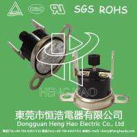 Wholesale KSD301 thermal switch for oil press,KSD201  thermostat from china suppliers