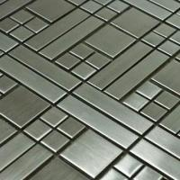 Wholesale Stainless Mosaic for Interior Decoration, Available in Various Sizes from china suppliers
