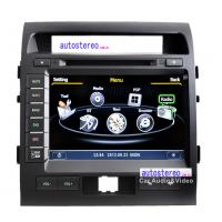 Wholesale Car Stereo DVD for Toyota Land Cruiser GPS Satnav Navigation Multimedia Headunit from china suppliers