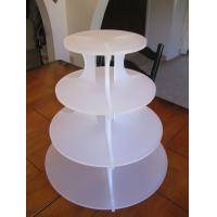 Wholesale 5 Tiers Acrylic Cupcake Display/Cupcake Holder/Wedding Cupcake Stand from china suppliers