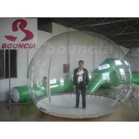 Wholesale 0.5mm PVC Inflatable Show Ball / Inflatable Snow Globe For Trade Show from china suppliers