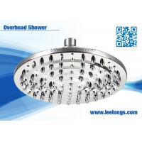 Buy cheap Waterfall Overhead Shower Head Rain 8 Inch / 6 Inch  / 4 Inch For Hotel Bathroom from wholesalers