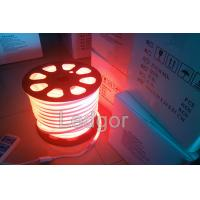 Quality 12V 24v 110v 220v UV proof waterproof Red Led Flex Neon for outdoor for sale