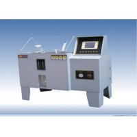 Wholesale Programmable / Button Type Salt Spray Corrosion Test Machine LCD Touch Screen from china suppliers