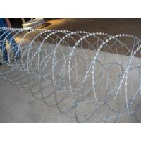 Wholesale galvanized razor wire from china suppliers
