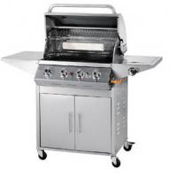 Wholesale Professional Stainless Steel Outdoor Gas Barbecue Grills CE Certification from china suppliers