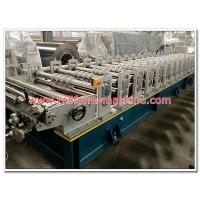 Wholesale Aluminium Long Span Roofing Sheet Corrugation Machine with Automatic Hydraulic Cr12 Steel Cutter from china suppliers