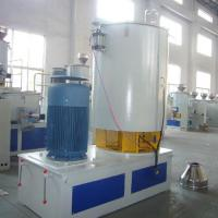 Wholesale 8 - 10min/Pan High Speed Plastic Mixer Machine , Plastic Granule Mixer Machine from china suppliers