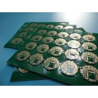 Quality 2.4Mm Thick Fr -4 Fibre Glass 4 Layer Pcb Design Electroless Nickel Over for sale