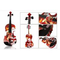 Wholesale New Popular Advanced Spruce  Violin For Christmas Day from china suppliers