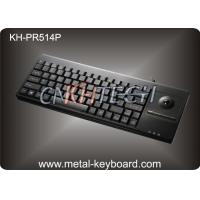 Wholesale Self - service 81 keys Keyboard with integrated trackball , waterproof computer keyboard from china suppliers