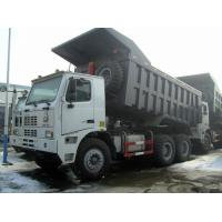 Wholesale Rated load 50 tons Off road Mining Dump Truck Tipper drive 6x4 with 32 m3 body cargo Volume from china suppliers