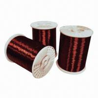 Wholesale 0.2 to 6.5mm Round Enameled Aluminum Wire, 0.1 to 6.5mm Wire Diameter from china suppliers