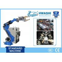 Wholesale 6 Axis Industrial Welding Robots , Robotic Spot Welding Machine With Servo Motor from china suppliers