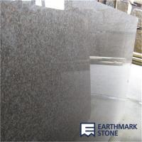 Buy cheap G687 Peach Red China Granite Slab from wholesalers