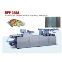 Wholesale Aluminum PVC Flat Type Large Forming Area Blister Packaging Machine from china suppliers
