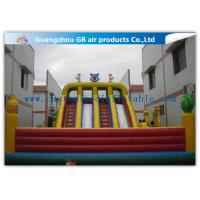 Wholesale Animal Inflatable Amusement Park Inflatables Combo for Kids Playground from china suppliers