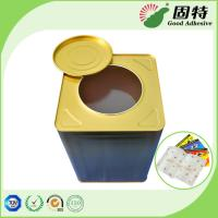 Wholesale Solid Pressure Sensitive Hot Melt Glue Yellowish Color For Fly Paper Trap from china suppliers
