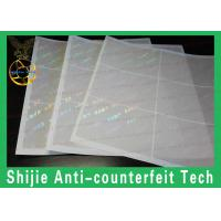 Wholesale Maryland / MD hologram overlay For Driving License Anti-Fake Factory Price The Safest Source from china suppliers