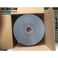 Quality Mechanical Anti Corrosive Tape / Wrapping Oil Pipe Protection Tape for sale