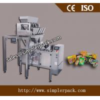 Wholesale Economic 4 Lanes Stand-up Pre-made Bag Food Granules Packaging Machine Manufacturer Direct from china suppliers