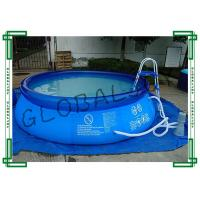 Wholesale Round Inflatable Water Pool / Portable Swimming Pool For Kids from china suppliers