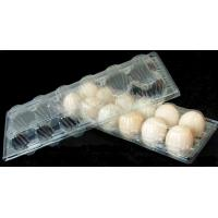 Wholesale 12 Cavities Clear Plastic Egg Cartons from china suppliers