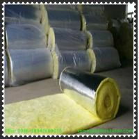 Wholesale Glass wool with alum.foil overlapping/Fiber glass wool with Alumnum foil from china suppliers