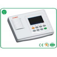 Wholesale 3 Functions 5 Inches Portable ECG Machine White Color LCD Display from china suppliers