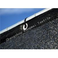 Wholesale Outdoor Privacy Fence Netting / Fence Screen Bacony Sun Shade Net with 100% HDPE from china suppliers