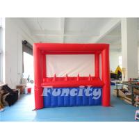 Wholesale Red Inflatable Archery Training Program Family Events With CE Approved from china suppliers