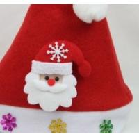 Wholesale Santa Clause Christmas Cap Holiday Xmas Cap for Santa Clause gift from china suppliers
