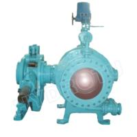 Quality DN 300 - 2600 mm Diameter Hydraulic Flanged Globe Valve , Spherical Valve, Ball Valve for Hydropower Station for sale