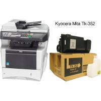 Buy cheap Kyocera Toner Cartridges TK - 352 Black For Kyocera Mita FS - 3640 / ECOSYS FS3640MFP from wholesalers