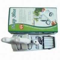 Wholesale Snap slicer for cutting food, made of ABS from china suppliers