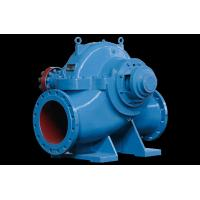 Wholesale Single Stage Double Suction Horizontal Centrifugal Pump In The Open , Efficiency from china suppliers