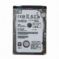 China SATA 2.0 64MB 2.5-inch Hard Drive with 2TB Capacity and 5,400rpm Speed on sale
