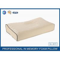 Wholesale Adults Contoured Orthopedic Memory Foam Cervical Pillow With Massage Effect from china suppliers