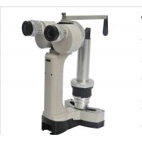 Wholesale Horizontal ±30° Slit Angle Hand Held Slit Lamp With White LED Illumination Bulb from china suppliers