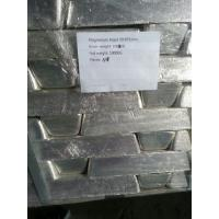 Wholesale magnezyum metal, magnesium metal, magnesio metalico 99.9%min, 99.95%min from china suppliers